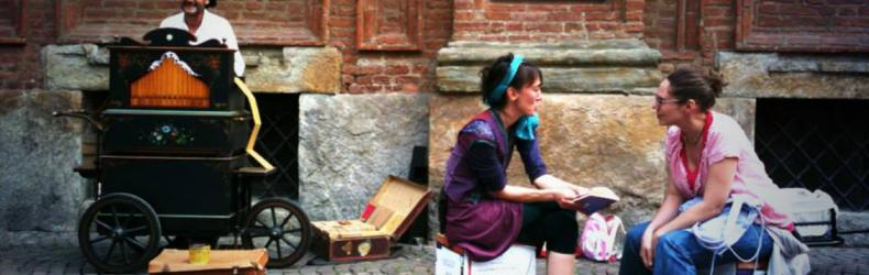 Chiara Trevisan - lettrice Vis  à  Vis